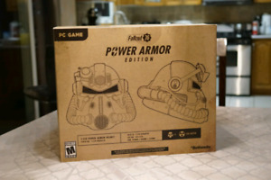 Fallout 76 PC power armour edition