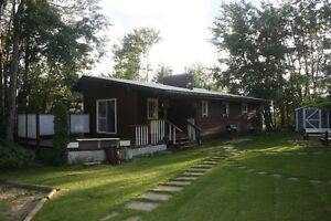 JUST LISTED.. CABIN in Sandy Bay on STURGEON LAKE
