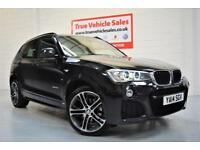 BMW X3 2.0TD 190bhp 4X4 Auto xDrive20d M Sport - LOW RATE PCP £299 PER MONTH