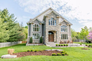 Beautiful Executive Home in Barrie for Rent