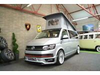 Volkswagen Transporter T6 t5 TDI 150 AURORA EDITION T/GATE H/LINE CAMPERVAN 4