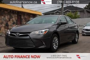 2017 Toyota Camry LE LOW KMS PRICED BELOW WHOLESALE REDUCED