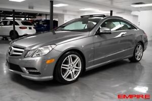 Mercedes-Benz Classe-E E350 4MATIC COUPE DESIGNO 2012