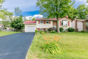 Gorgeous fully finished raised bungalow in mature neighbourhood