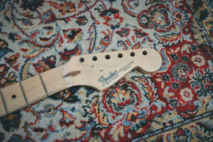 1993 Fender USA Stratocaster Plus Neck