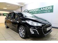 Peugeot 308 Active 1.6 HDi 115 Stop-Start [4X SERVICES, SAT NAV and PANORAMIC RO