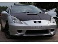 2003 Toyota Celica 1.8 VVT-i 3dr