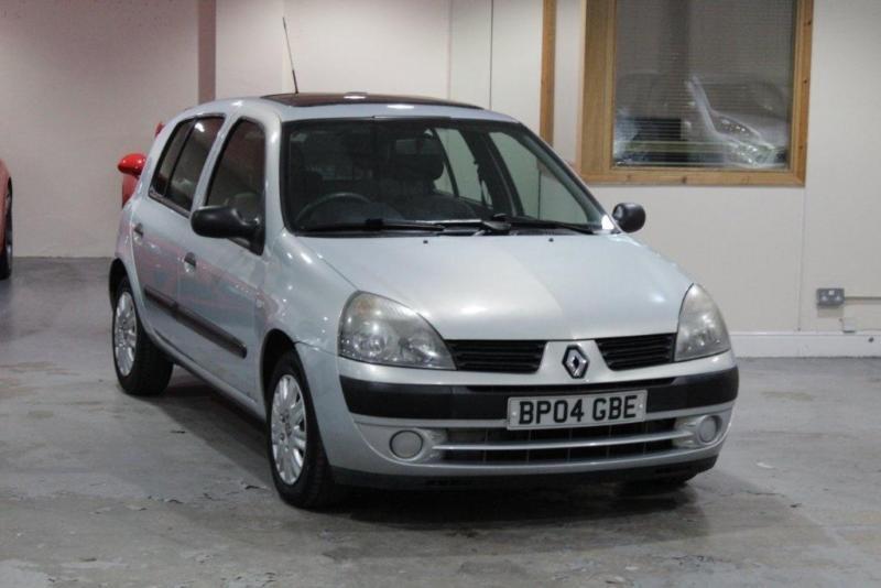 2004 Renault Clio 1 4 16v Expression 5dr