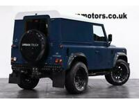 2013 Land Rover Defender TD 90 HARD TOP NO VAT! URBAN TRUCK UPGRADES AUTOBIOGRAP
