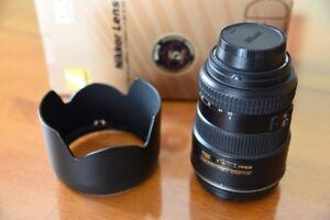 AF-S DX Zoom-Nikkor 17-55mm f/2.8G IF ED