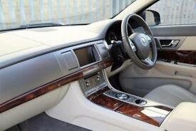 2009 Jaguar XF 3.0 TD V6 Premium Luxury 4dr Diesel black Automatic