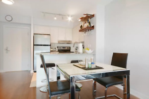 Live in luxurious fresh clean modern condo on TTC Finch Station