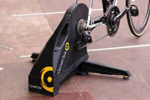 CycleOps Hammer Direct-drive cycling Smart trainer.