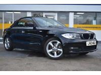 GOOD CREDIT CAR FINANCE AVAILABLE 2010 10 BMW 120d SPORT AUTO CONVERTIBLE