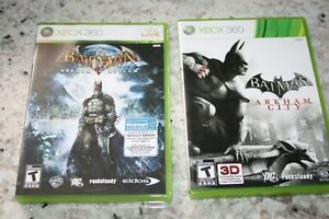 Xbox 360 Games, Batman