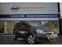 BAD CREDIT CAR FINANCE AVAILABLE 09/59 Vauxhall Zafira 1.9CDTi AUTO Exclusive