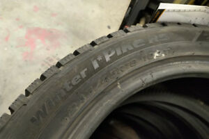 Hankook IPikes RS 245/45R18 100T Winter Tires - LOW PRICE!