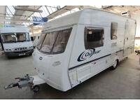 2004 Lunar Quasar 524 4 Berth Touring Caravan
