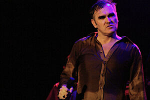 Morrissey- ORCH28, Row V- Sony Centre- Saturday, April 27