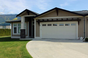 Lovely 55+ Townhouse in Armstrong, B.C.