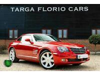 2007 Chrysler Crossfire V6 3.2 215 BHP Coupe Petrol Manual