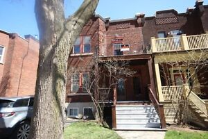NEW PRICE! July- NDG 4-bedroom MUHC-adjacent