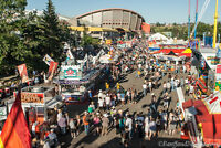 Want to work at the Calgary Stampede??