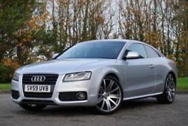 2009 Audi A5 2.0 TDI S Line Coupe 2dr Diesel Manual (140 g/km, 168 bhp)