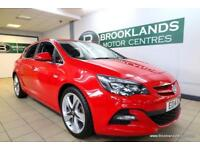 Vauxhall Astra LIMITED EDITION 1.4i 16v Turbo 140 [3X VAUXHALL SERVICES, LEATHER