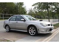 Subaru Impreza 2.5 WRX Type UK 5 DOORS MANUAL XENON 2 OWNERS VGC NEW MOT