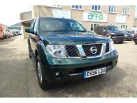 Nissan Pathfinder 2.5dCi 174 auto AVENTURA NON SALVAGE CAR NOT RECORDED