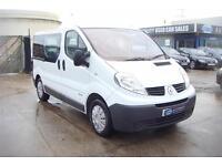 Renault Trafic 2.0TD Crew Van+ SL27dCi 115