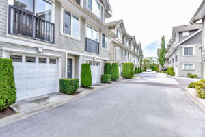 3-level townhouse Rmd + 2 parkings - 22-8080 Francis Rd Richmond