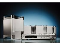 Sony DAV-S550 5.1 DVD Home Cinema system with stands