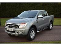 Ford Ranger 2.2TDCi 150PS 4x4 auto Double Cab Limited