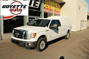 "Ford F-150 XLT Ecoboost SuperCab 163"" 2011"