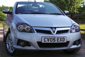 2005 Vauxhall Tigra 1.4 i 16v Sport Cabriolet 2dr