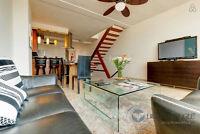 Gorgeous 3 bedroom luxury condo off 5th Avenue Playa del Carmen
