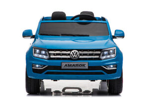 SALE!!  KIDS ELECTRIC 2 SEATER RIDE ON WITH REMOTE/ VW AMAROCK/
