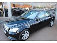 Mercedes C200 CDI BLUEEFFICIENCY EXECUTIVE SE. VAT QUALIFYING