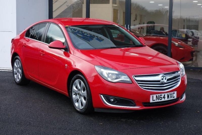 2014 Vauxhall Insignia 2.0 CDTi SRi 5dr