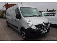 2016 Renault Master LM35 ENERGY dCi 135 Business Medium Roof Van Diesel grey Man