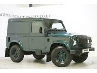 2014 Land Rover Defender HARD TOP SUV Diesel Manual