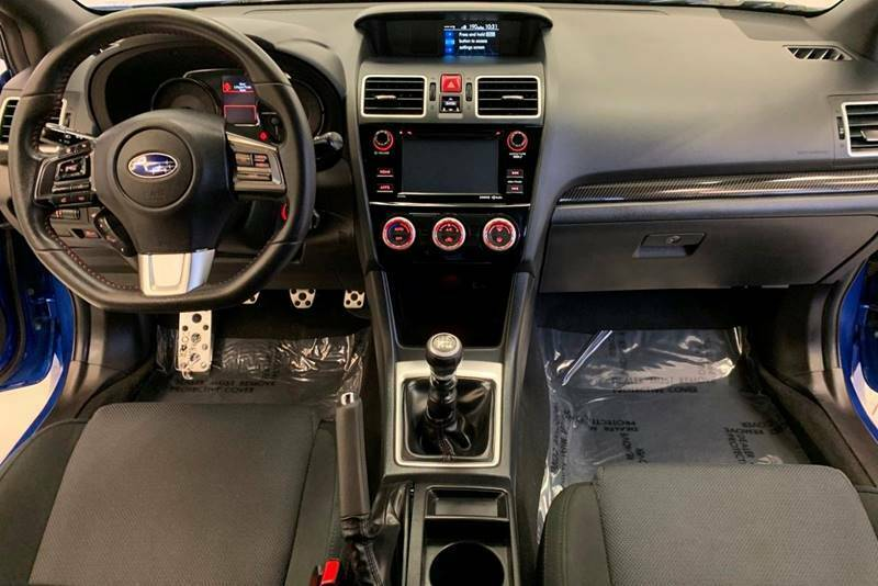 Image 10 Voiture American used Subaru WRX 2016