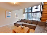 Stunning 3 Bed 3 Bath Sub- Penthouse in Canary Wharf, West India Quay, Westferry, E14- VZ