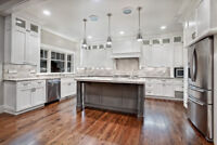 MJA Kitchens (cabinet , vanities, counter tops)