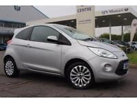 2011 Ford KA 1.2 Zetec 3dr (start/stop)