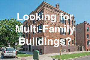 Looking for Multi-Family Investment Properties in Ottawa?