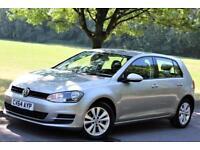 2014 Volkswagen Golf 1.4 TSI BlueMotion Tech SE (s/s) 5dr