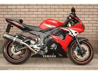 YAMAHA YZF R6 600 SUPER SPORTS